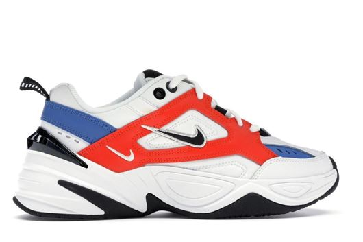 Picture of Nike M2K Tekno White/Black/Orange