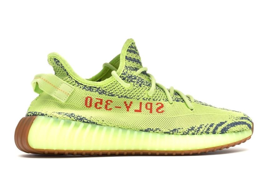 newest collection 45d56 49225 adidas Yeezy Boost 350 V2 Semi Frozen Yellow