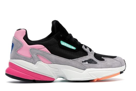 Picture of adidas Falcon Core Black Light Granite