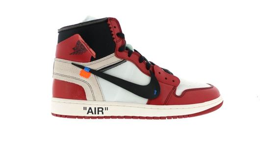 Picture of Jordan 1 Retro High Off-White Chicago