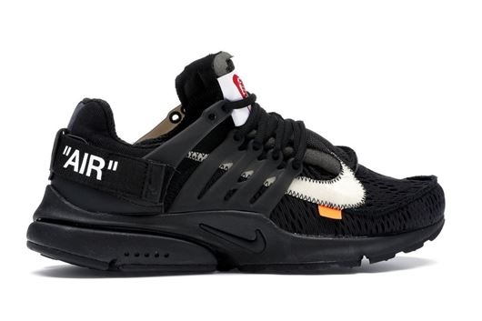 Picture of Air Presto Off-White Black (2018)