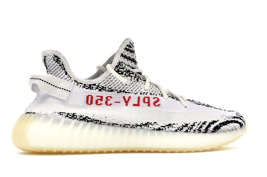 Picture of adidas Yeezy Boost 350 V2 Zebra