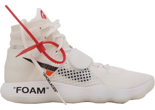 Picture of Nike React Hyperdunk 2017 Flyknit Off-White