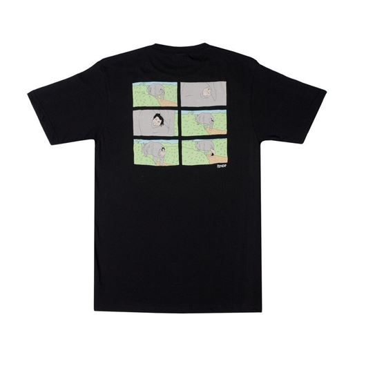 Picture of Nature Calls Tee Black