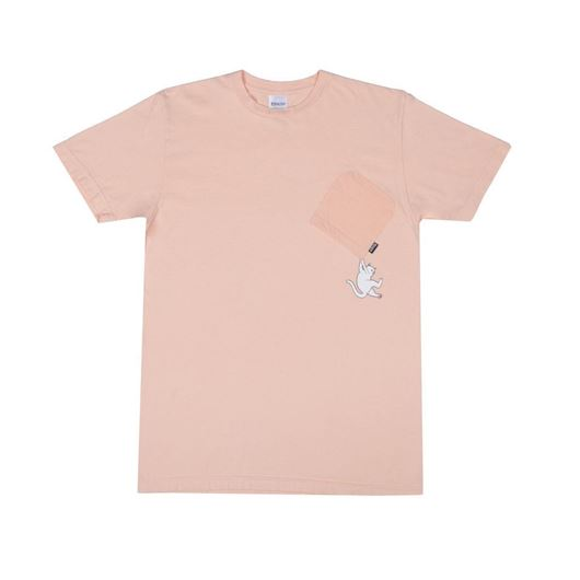Picture of Hang In There Tee Peach