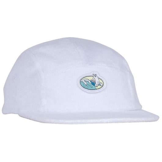 Picture of Paradise 5 Panel Terry Cloth White