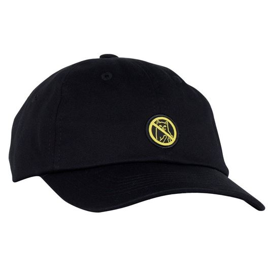 Picture of Hooked Dad Hat Black