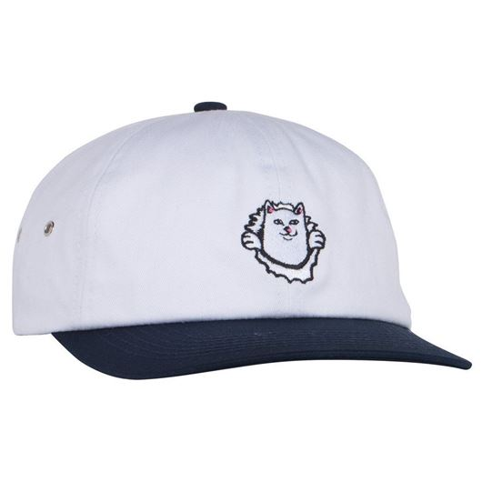 Picture of Nermamaniac 6 Panel White / Navy