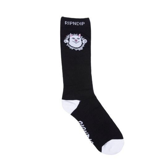 Picture of Nermamaniac Socks Black