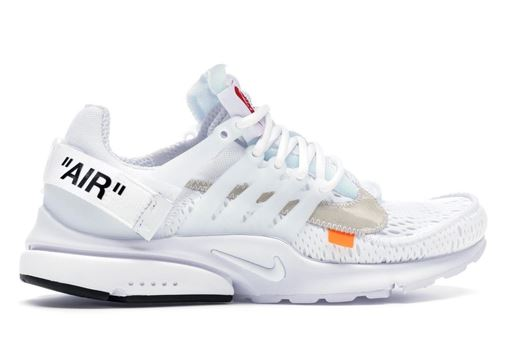 Picture of Air Presto Off-White White (2018)