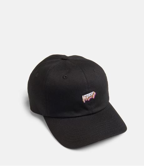 Picture of SOUND & FRY TRIPPY Snapback Black
