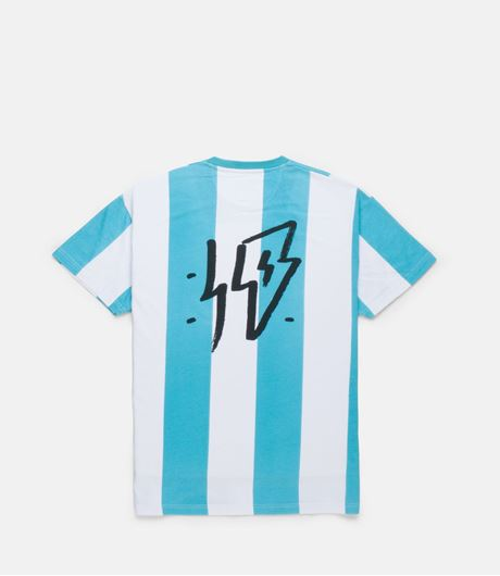 Picture of SOCCER TEE Lite Blue