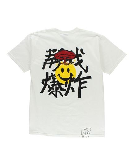Picture of MIND BLOWED TEE White