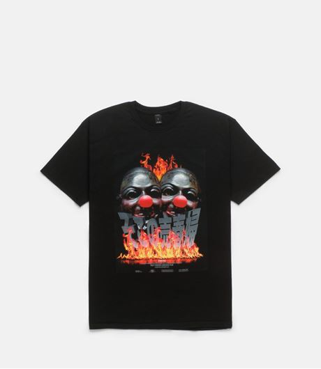 Picture of BAD TRIP/THOTS Tee Black