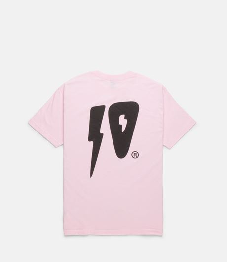 Picture of 10 STRIKES TEE Pink