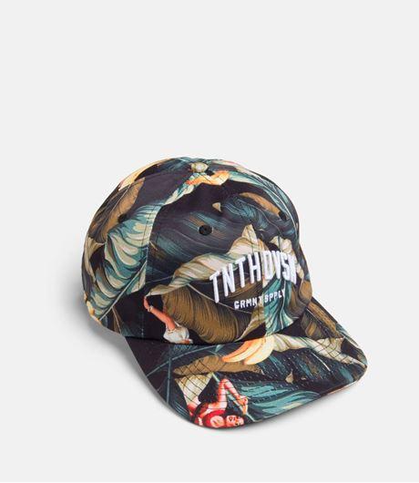 Picture of ELLIS HAT Black Banana