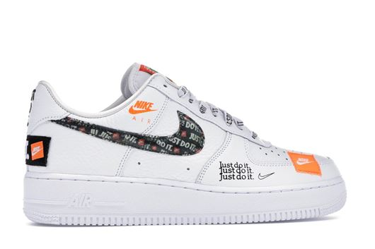 Picture of Air Force 1 Low Just Do It Pack White/Black