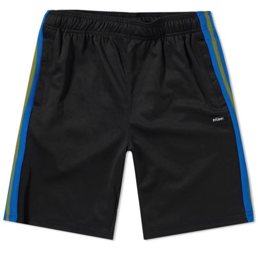 Picture of POLY TRACK SHORT Black