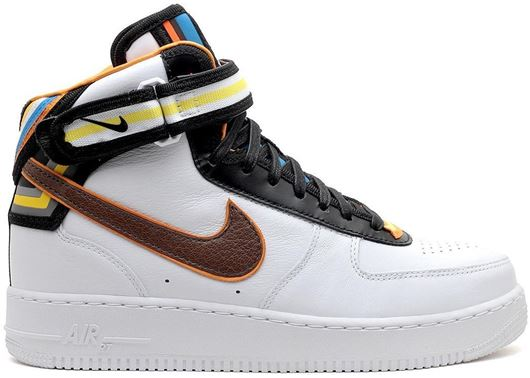 Picture of Air Force 1 Mid  Tisci White