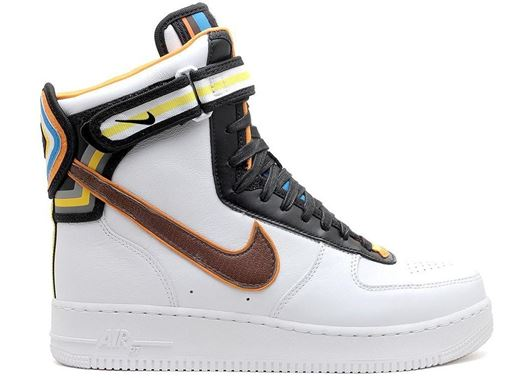 Picture of Air force 1 hi sp tisci White
