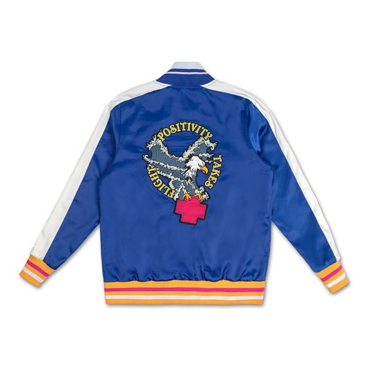 Picture of TAKE FLIGHT JACKET Blue