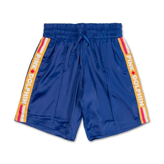 Picture of TAKE FLIGHT SATIN SHORT Blue