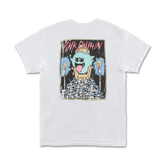 Picture of KING GHOST TEE White