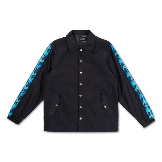 Picture of HIGH TIDES COACHES JACKET Black