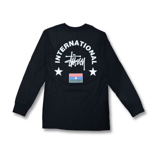 Picture of INT. ARC LS TEE Black