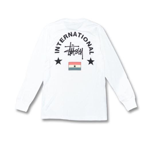 Picture of INT. ARC LS TEE White