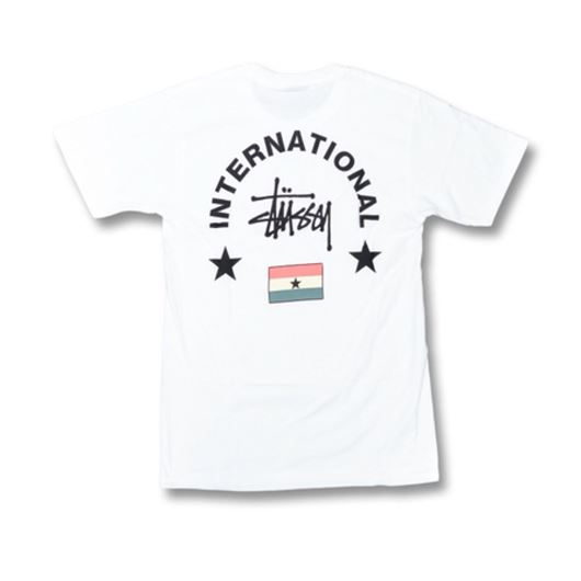 Picture of INT. ARC TEE White