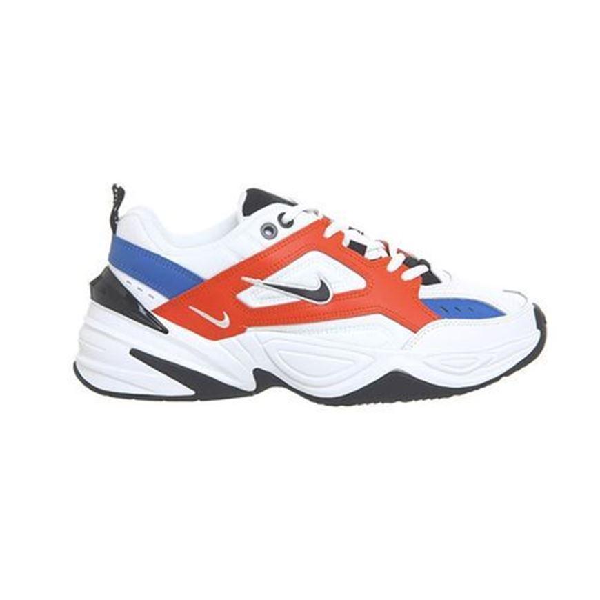 separation shoes 34200 cd884 Picture of Nike M2K Tekno White Black Orange (Women)