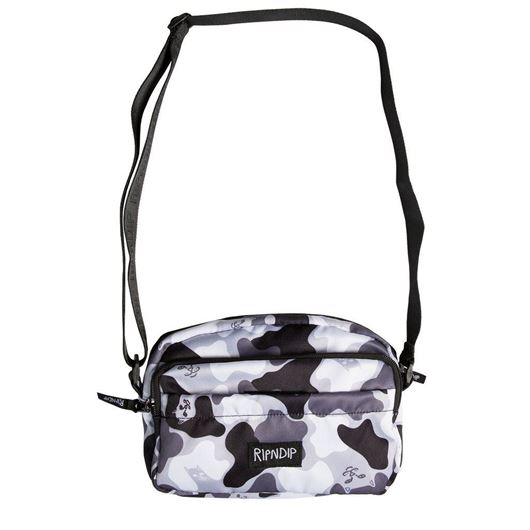 Picture of Blizzard Shoulder Bag Black