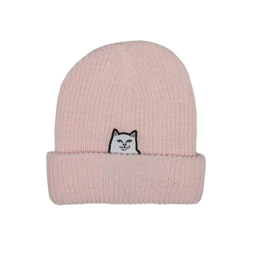 f1563287fe602 Picture of Lord Nermal Beanie Pink