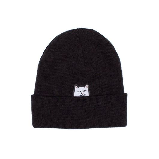 Picture of Lord Nermal Beanie Black