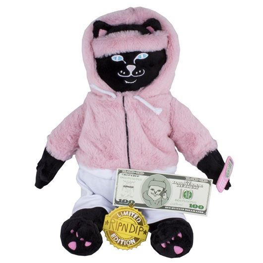 Picture of Killa Jerm Plush Doll Black