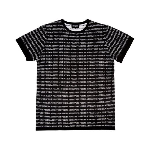 Picture of Lines Tee Black