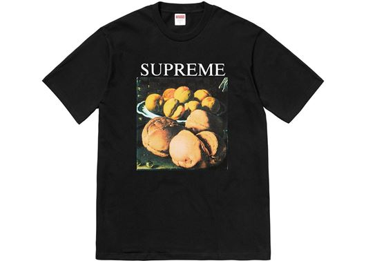 Picture of Supreme Still Life Tee Black