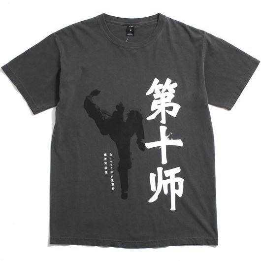 Picture of SHADOWBOX TEE Black