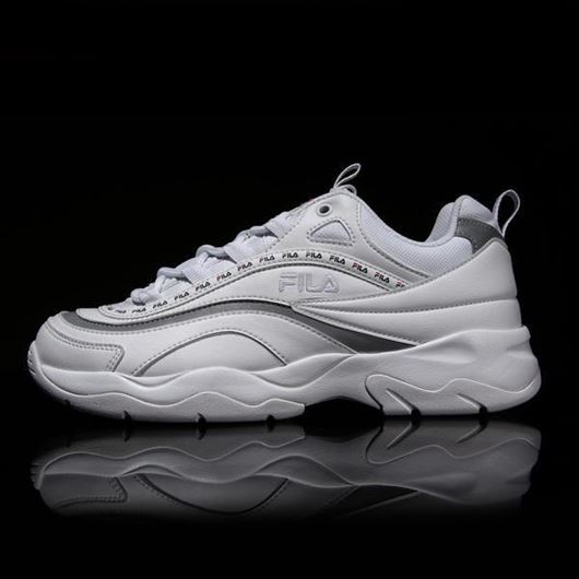 Picture of Fila Ray Tapey Tape White
