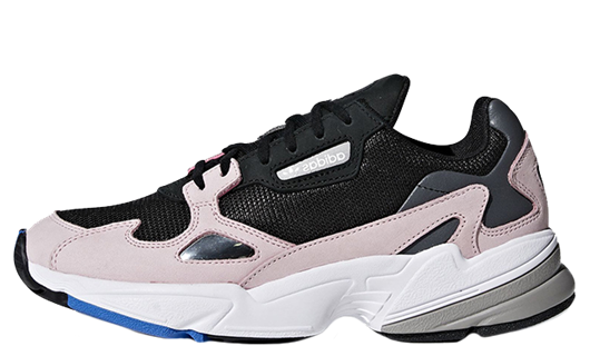 Picture of adidas Falcon Black/Pink
