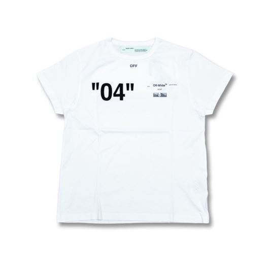 Picture of OFF-WHITE For ALL 04 Tee White