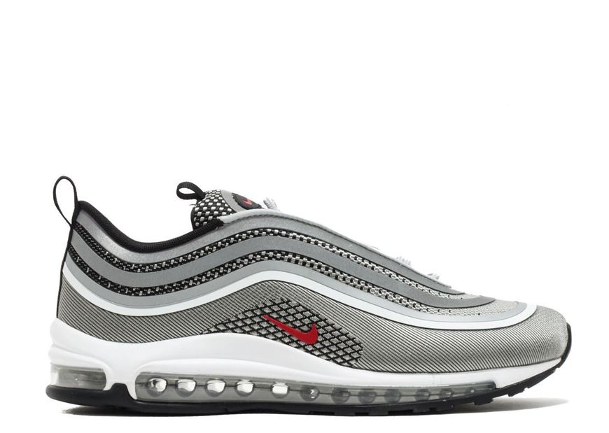Air Max 97 UL 17 Ultra Metallic Silver Bullet OG