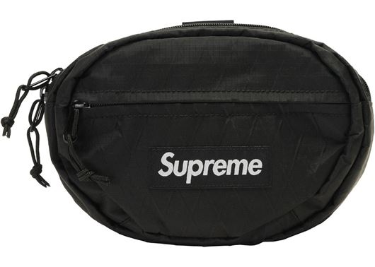 Picture of Supreme Waist Bag (FW18) Black