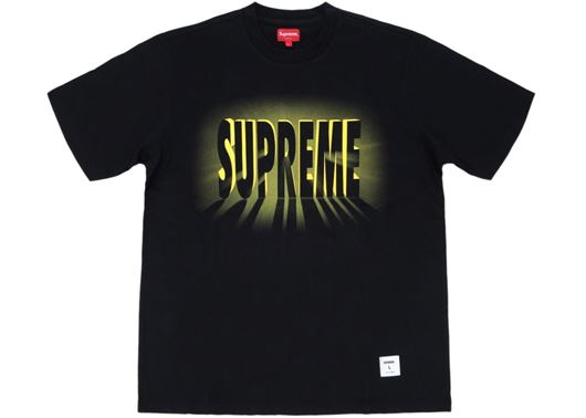 Picture of Supreme Light SS Top Black