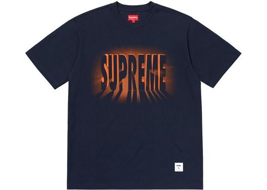 Picture of Supreme Light SS Top Navy