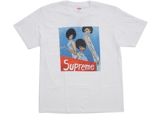 Picture of Supreme Group Tee White