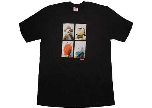 Picture of Supreme Mike Kelley AhhYouth! Tee Black
