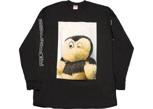 Picture of Supreme Mike Kelley AhhYouth! L/S Tee Black