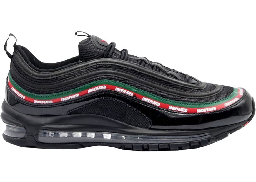 Picture of Air Max 97 UNDFTD Black